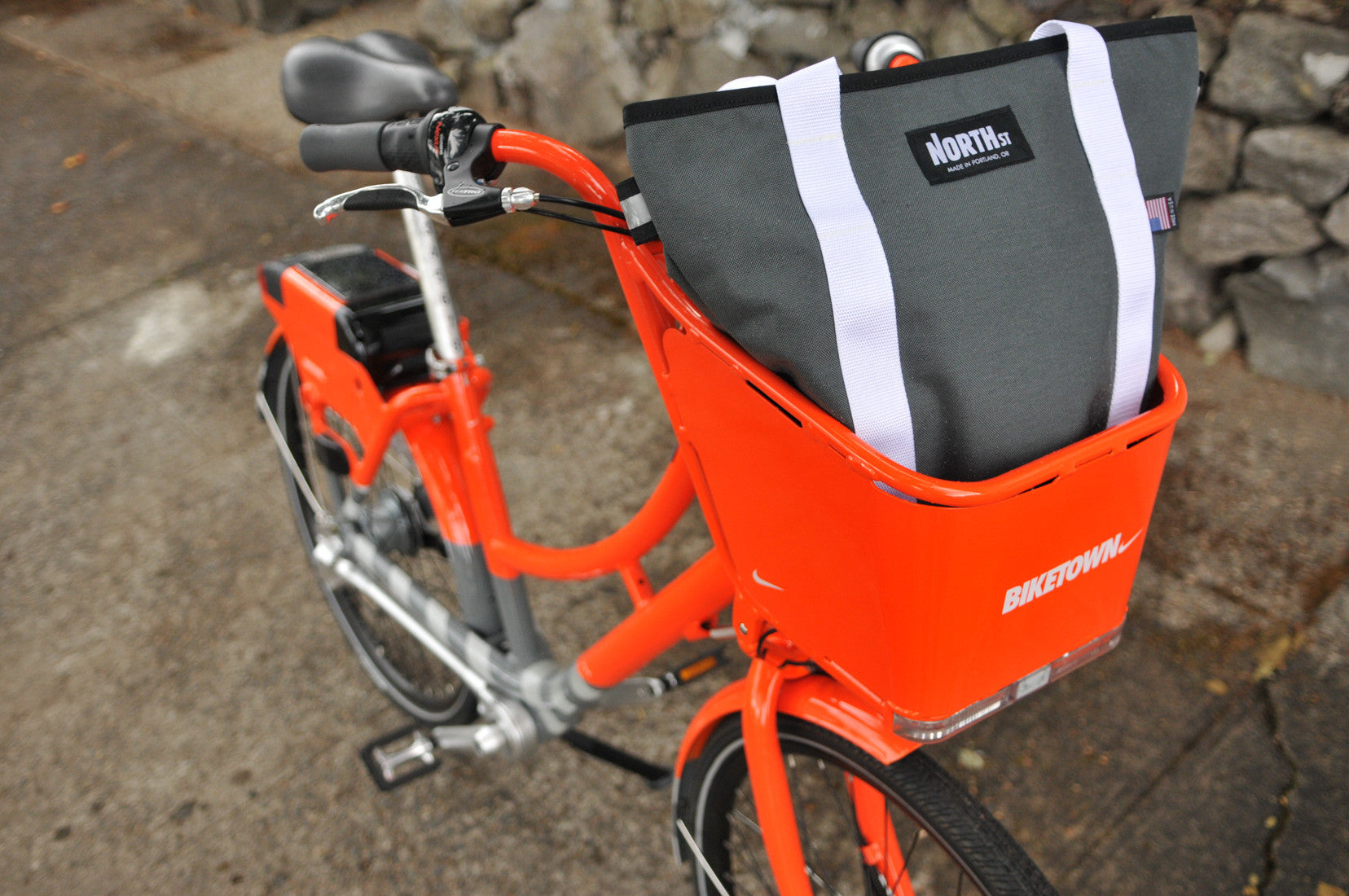 Bike Basket Bags