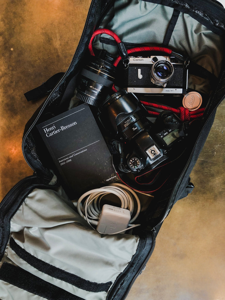 weekender backpack best camera backpack