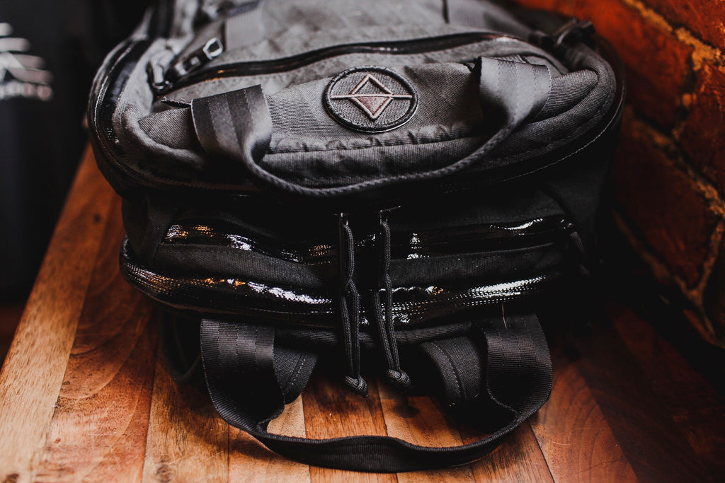 made in usa weekender backpack