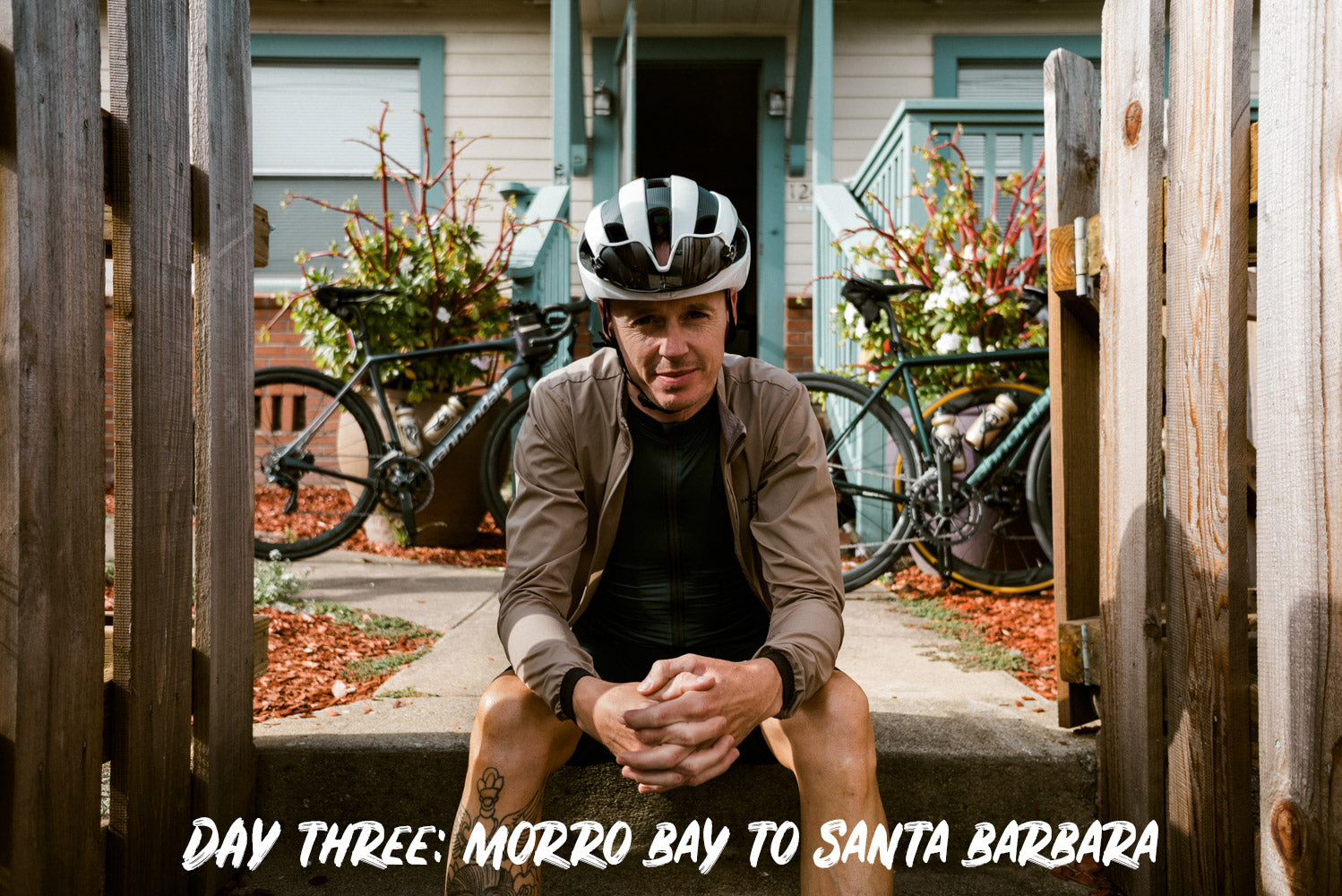 Day Three: Morrow Bay to Santa Barbara