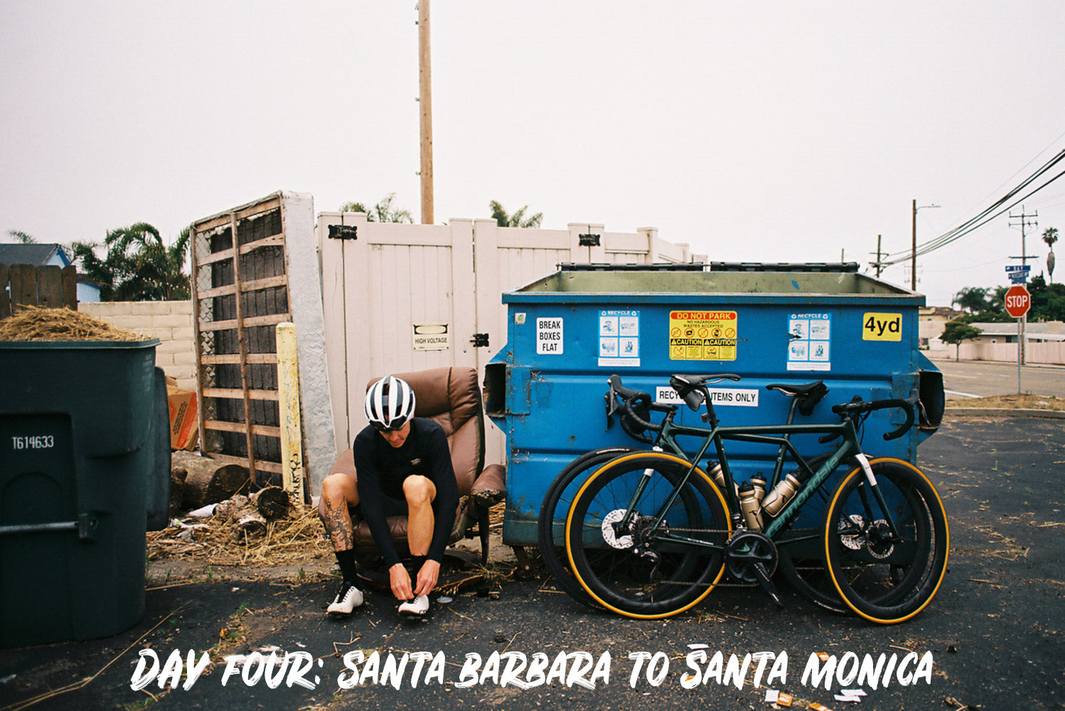 Day Four: Santa Barbara to Santa Monica