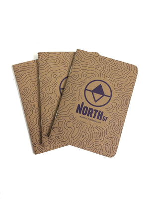 CLEARANCE - North St. Bags Notebook - North St. Bags