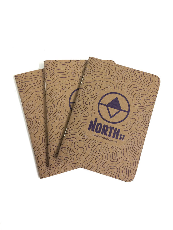 North St. Bags Notebook