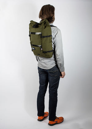Flanders Backpack w/ EcoPak - North St. Bags