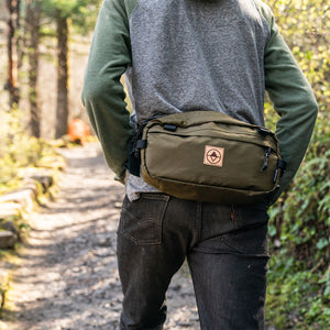 Pioneer 12 Hip Pack - North St. Bags