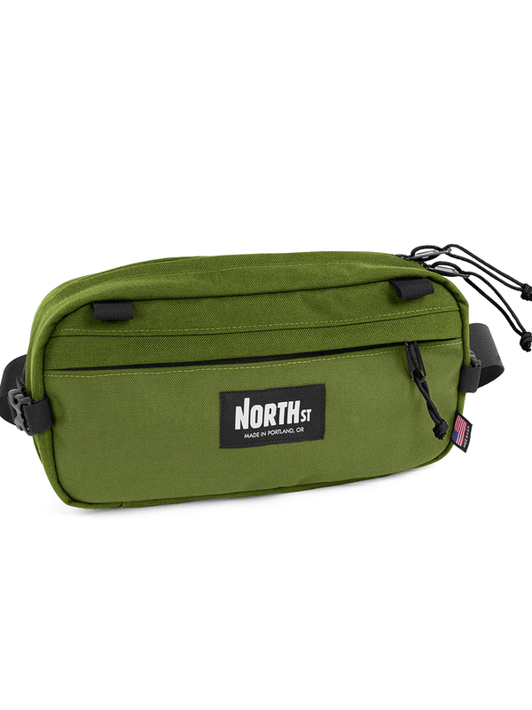 Pioneer 12 Hip Pack with Belt - North St. Bags