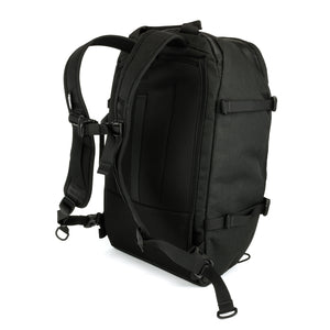Weekender Backpack - X51 Black X-Pac™️ - North St. Bags