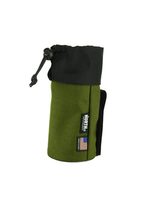 Pioneer Bottle Sleeve - Cordura - North St. Bags