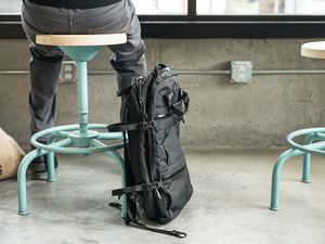Weekender Backpack - X51 Black