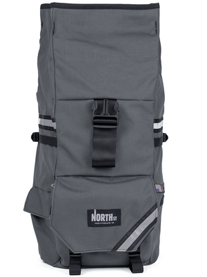 Woodward Backpack Pannier w/ EcoPak - North St. Bags