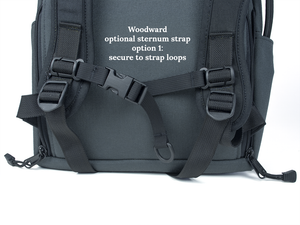 Sternum Strap Upgrade - North St. Bags