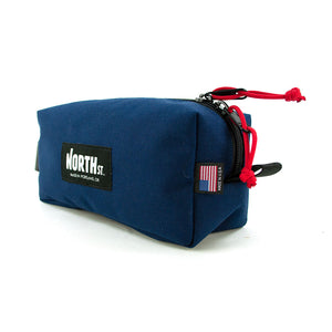North St. Dopp Kit - Black Cordura