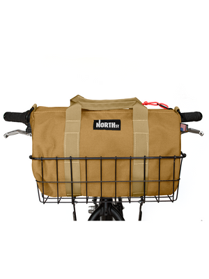 Scout 15L Bicycle Basket Kit