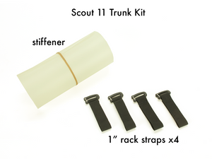 Scout 6L Bicycle Trunk Kit - North St. Bags