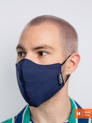 Cotton Face Mask - Overgrowth - North St. Bags