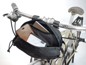 EPX Pioneer 9 Handlebar Pack - North St. Bags