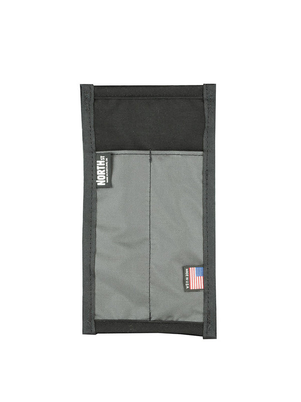 "5"" Velcro-in Pen Sleeve Pocket"