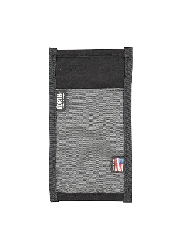 "5"" Velcro-in Sleeve Pocket - North St. Bags"