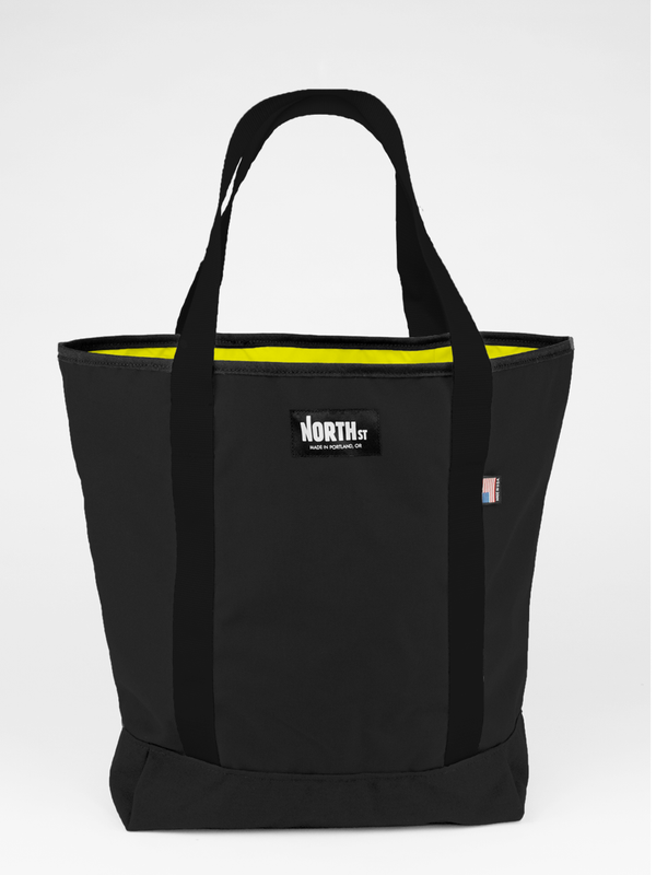 Tabor Tote - Large - Blackout - North St. Bags