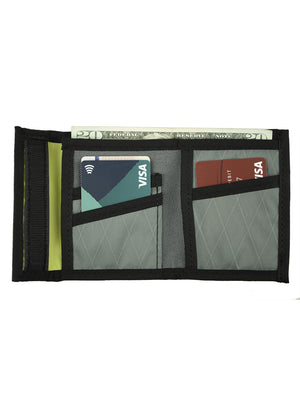 Velcro Bifold Wallet - North St. Bags