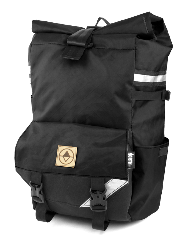 Woodward Backpack Pannier - North St. Bags