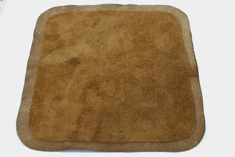 Distressed brown leather - 1.2mm thick (3 oz)