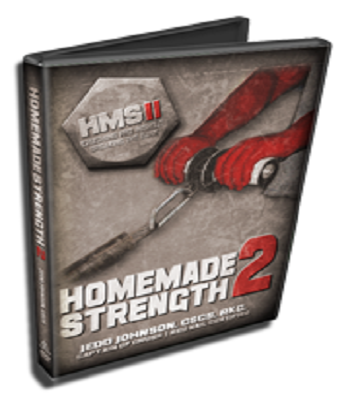 Home Made Strength II: Grip Strength Edition