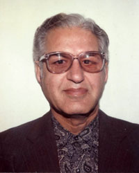 Dr. Mehdi Marashi, Author, Professor Emeritus