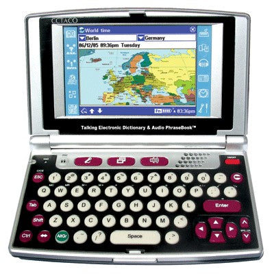 ESw800 English Swedish ECTACO Voice Dictionary and Audio PhraseBook