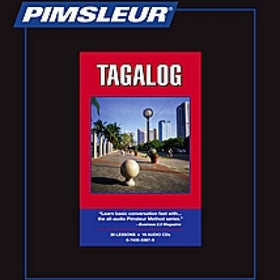 Tagalog Pimsleur Course