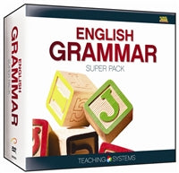 Teaching Systems Grammar Super Pack