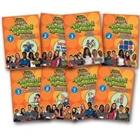 Standard Deviants School Advanced Spanish 8 Pack DVD