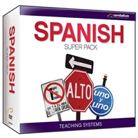 Teaching Systems Spanish 13 Pack