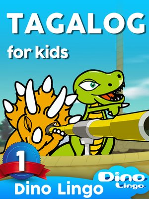 Dino Lingo Tagalog DVD Course for Children