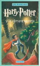 Harry Potter y la cámara secreta 2(Harry Potter and the Chamber of Secrets, Spanish)