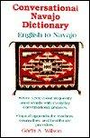 Conversational Navajo Dictionary