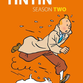The Adventures Of Tintin: Season 2 DVD Two disk set