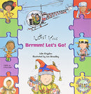 Brrmm! Let's Go! In Urdu and English (Our Lives, Our World!)
