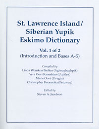 St. Lawrence Island Dictionary Vols. I and II