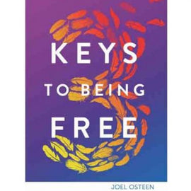 3 Keys to Being Free CD/DVD Set by Joel Osteen