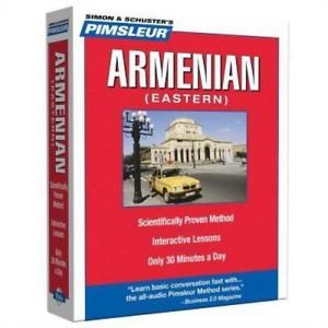 Pimsleur Armenian (Western) Audio Course