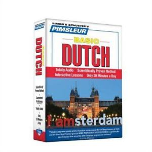 Pimsleur Audio Dutch Basic Course