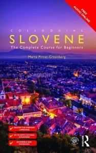 Colloquial Slovene Book