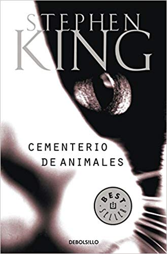 Pet Cemetery by Stephen King in Spanish