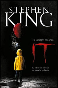 It Book by Stephen King in Spanish