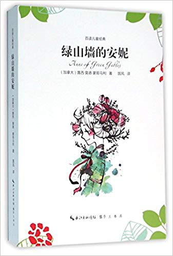 Anne of Green Gables Book in Chinese