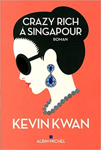 Crazy Rich Asians Book in French Paperback