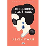 Crazy Rich Asians Book in Spanish Paperback