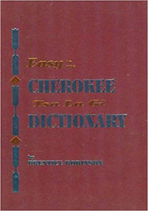 Easy to use Cherokee Dictionary