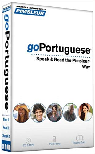 Pimsleur goPortuguese Level 1 Lessons 1-8 CD